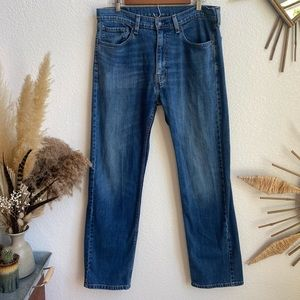 Levi's 505 relaxed fit men's jeans 36x32